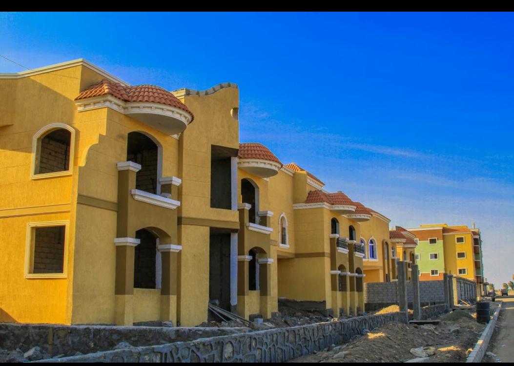 مخطط درة عدن في التطوير العمراني